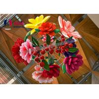Wholesale Attractive Inflatable Event Decoration Wedding Colorful Inflatable Flowers from china suppliers