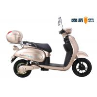 Quality Hand Brake 650W Ladies Electric Scooter 60v 20ah Alloy Wheel Rear for sale