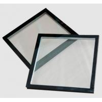 Wholesale Custom Double Insulated Tempered Glass Panels For Building , Insulated Spandrel Glass from china suppliers