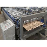 Wholesale 1220mm Roofing Panel Steel Roll Forming Machine YX38-200-1000 Profile from china suppliers