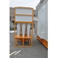 Quality Automatic Spray Booth  With Cyclone Filter Recovery System for sale