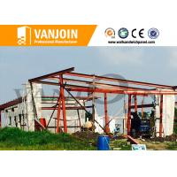Wholesale Advanced Fast Construction Eps Cement Modern Prefab Houses Modular Sound Insulation from china suppliers