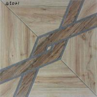 Buy cheap Ruicheng china new design spanish wood tile factory from fujian 400x400mm from wholesalers