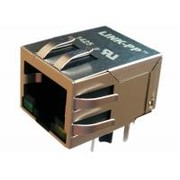 Wholesale 7300-RJ45EM RJ45 With Integrated Magnetics LPJ0158GDNL 10 / 100Base-T Rates from china suppliers