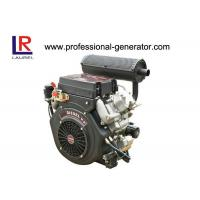 Wholesale Electric Starter Industrial Air-cooled Diesel Engines 20HP with 4 Stroke from china suppliers