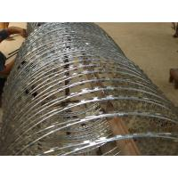 Wholesale Concertina Barbed Wire Electric Galvanized Steel Garden Border Edging from china suppliers