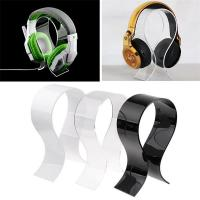 Wholesale factory custom high quality acrylic headphone holder/headset display from china suppliers