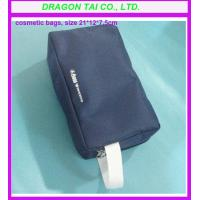 Wholesale Microfiber Cosmetic bags, makeup bags for ladies, measure 21*12*7.5cm from china suppliers
