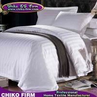 Buy cheap Customized Sizes Polycotton Mixed Mateiral Hotel Duvet Cover Sets from wholesalers