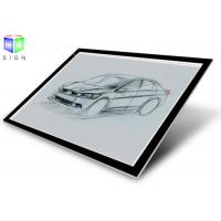 Wholesale A0 Super Slim Aluminum Led Light Box Drawing , Pad Led Tracing Light Box For Kids from china suppliers