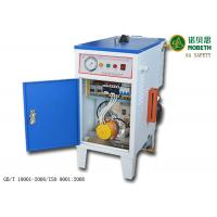Quality Steel 9kw Electric Steam Generator With Colorful Powder Coating For Food Industry for sale