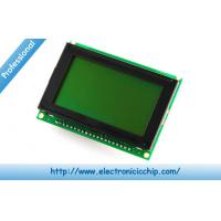 """Wholesale 128x64 LCD Character Display Serial 220mA no parity , Graphic LCD Display 3 x 2 x 0.6"""" from china suppliers"""