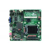 Wholesale Intel® H61 Chipset ultra thin all in one pc Motherboard 6COM , 9USB2.0 ,VGA HDMI LVDS display from china suppliers
