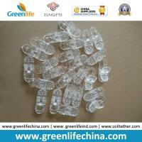 Wholesale PC Material Transparent Clear Big Alliagator Clips 37x13MM from china suppliers