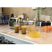 Buy cheap commercial fruit juice making machine/electric vegetable cold pressed juicer maker from wholesalers