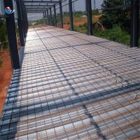 Quality High level Zn60-80g waterproof zinc plated floor sheet for sale