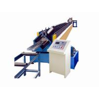 Quality Hydraulic Cutting 5.5KW C Purlin Cold Roll Forming Machine 10 - 12M / Min Speed for sale