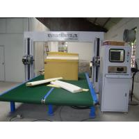 Wholesale 6KW Belt Conveyor Table Flexible Polyurethane Oscillating Blade Cutting Machine 1800KG from china suppliers