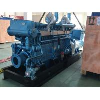 Quality Noise 108dB ( A ) Turbocharged 500 KVA Industrial Diesel Generators 8 Cylinder for sale