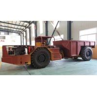 Quality Easy Operation Low Profile Dump Truck 15 Tons For Underground Mining Project for sale