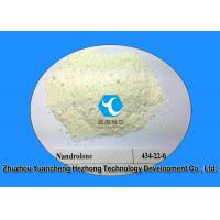 Wholesale Anabolic Steroids Raw  Powder Nandrolone base for Muscle Building CAS 434-22-0 from china suppliers
