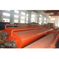 China 1000KN - 11m Dam Deep Hole Radial Gate Double Acting Hydraulic Cylinder QHSY on sale