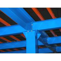 Wholesale Heavy Duty Industrial Mezzanine Floors Corrosion Protection Double T- Steel from china suppliers