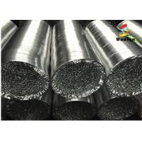 Wholesale Air Conditioning Silver Copper Color Aluminum Foil Ducting For Extraction Of Solvents from china suppliers