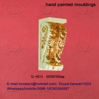 Wholesale ecorative Polyurethane (PU) Exotic Corbels/PU Foam Cornice Mouldings/PU Caving mouldings F from china suppliers