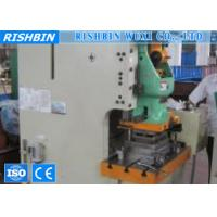 Wholesale High speed Upright Frame Metal Roll Forming Machine with 80 mm Shaft Diameter from china suppliers