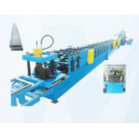 Wholesale 16 Rollers Cold Roll Forming Machine For Storage Shelf Bean Heavy Weight from china suppliers