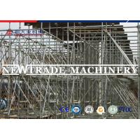 Wholesale Galvanized Perforated CupLock Scaffolding System For Construction Heavy Duty Bridge from china suppliers