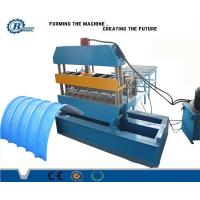 Wholesale Prepainted Steel & Aluminium Metal Roofing Roll Forming Machine Thickness 0.4-0.7mm from china suppliers