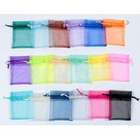 Wholesale organza gift bag with different colors from china suppliers