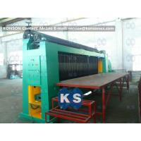 Wholesale Custom Double Rack Drive Hexagonal Wire Netting Machine For Water Conservancy from china suppliers