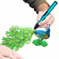 Wholesale Screen High definition DW 3D Pen X4 Easily Control Four Color Available from china suppliers