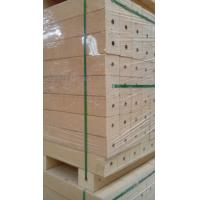 Wholesale Compressed Wood Blocks laminated strand lumber 80 x 80 mm Chipblock from china suppliers