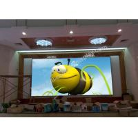 Wholesale Advertising High Definition Led Video Display Screen Rear Service 1.66mm Pixel Pitch from china suppliers