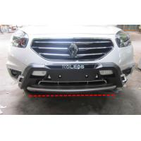 Wholesale Renault Koleos 2012-2016 Customized Front Guard and Rear Bumper Guard from china suppliers