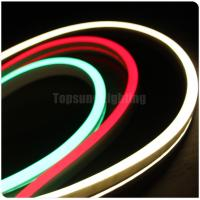 Buy cheap 11x19mm side view neon rope flat emitting waterproof mini neon led lights flexible strip from wholesalers