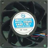 Wholesale 80 X 38Mm dc cooler axial 24V brushless cooling fan electronic components from china suppliers