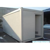 Wholesale Easy Installed Prefabricated Steel Buildings Movable Office Container House 20ft / 40ft from china suppliers