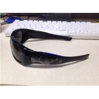 Wholesale Black Electronic Micro High Definition Camera Glasses / Video Recording Sunglasses from china suppliers
