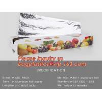 Wholesale household kitchen use BBQ jumbo aluminum wrapping paper foil roll,aluminum foil jumbo rolls, foil jumbo rolls bagplastic from china suppliers
