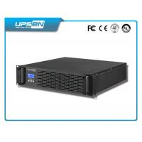 Wholesale Mounted Rack Mountable UPS Long Backup Time Pure Sine Wave Output from china suppliers