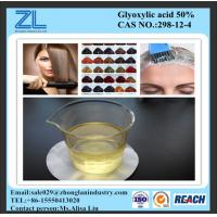 Wholesale CAS NO.:298-12-4,glyoxylic acid 50% from china suppliers