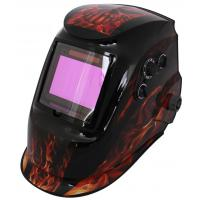Wholesale PP Nylon Variable Shade Automatic Darkening Welding Helmet Welding Hoods EN Standard from china suppliers