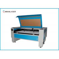 Wholesale 1300*900mm Blue And White Autofocus 100w Tube CO2 Laser Cutting Machine For Advertise from china suppliers
