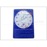 Wholesale Flexible plastic Aviation Supplies Holding Pattern Visualizer HPC-2 for Pilot from china suppliers