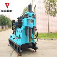 Wholesale Diamond Drilling Machine / Water Well Drilling Machine Depth 1300m from china suppliers